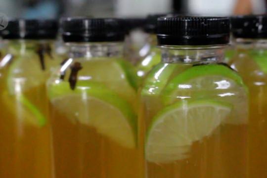 Ikhtiar agar terhindar Corona dengan Rempah Infus Water