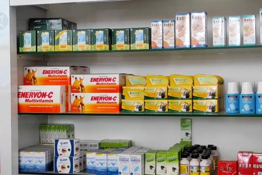 Kejati Banten pastikan tidak ada toleransi bagi apotek penimbun obat