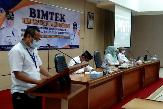 Medsos OPD di Pandeglang diminta aktif tangkal hoax
