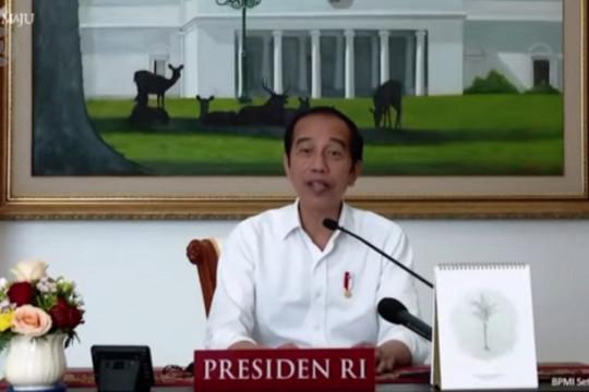 Presiden: Anak Indonesia teruslah bergembira dan tetap semangat