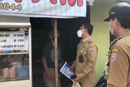 Sidak PPKM Darurat, Bupati Batang pastikan lancar