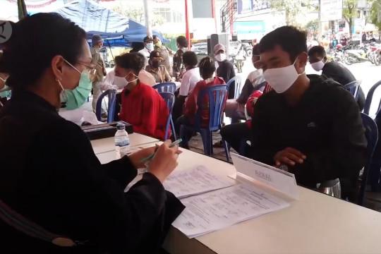 104 warga Jayapura terjaring operasi yustisi prokes
