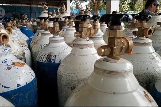 Aceh diminta antisipasi kelangkaan stok oksigen