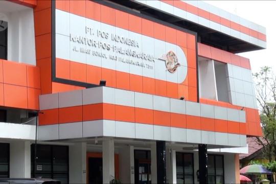 Meski PPKM, POS Indonesia di Palangka Raya tetap melayani maksimal