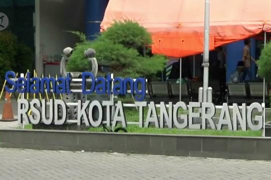 Wali Kota Tangerang pastikan semua rumah sakit penuh