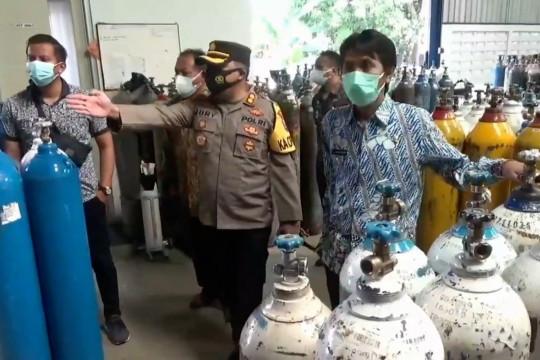 Waspada penimbunan, Pemkab Madiun siapkan penjaga di pabrik oksigen