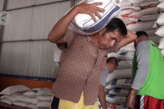 Bulog Kalteng pastikan stok pangan aman hingga 4 bulan