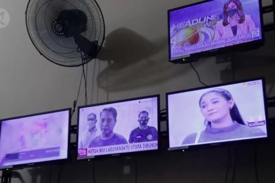 Jadi yang pertama, Aceh siap beralih ke TV digital