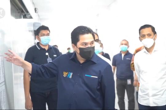 Menteri Erick minta BUMN bertindak cepat di masa pandemi