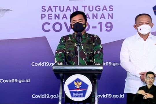 TNI sebar 63 ribu Tracer untuk lacak penyebaran COVID-19