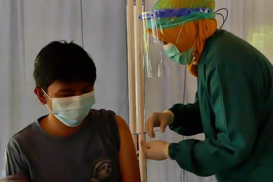 Vaksinasi COVID-19 di Temanggung capai 2.500 dosis per hari
