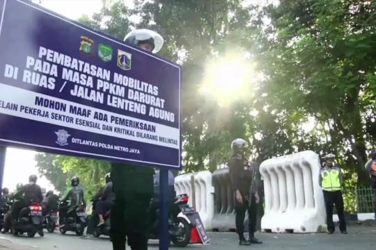 Perluasan PPKM Level IV di luar Pulau Jawa & Bali
