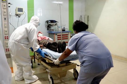 Sumut tambah 1.500 tempat tidur antisipasilonjakan pasien