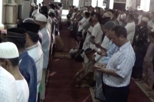 Pemkot Kendari tak izinkan shalat Idul Adha di mesjid
