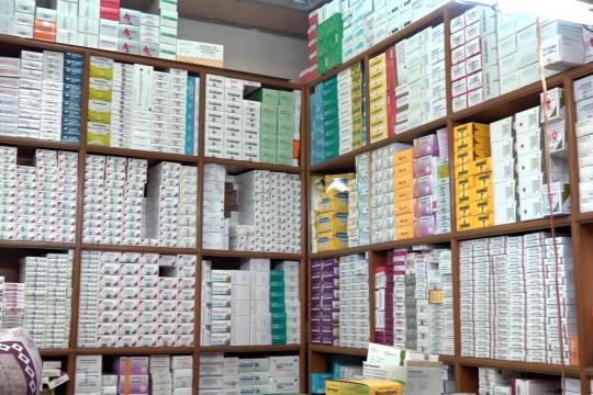 Polisi lakukan 208 sidak dugaan penimbunan obat dan oksigen