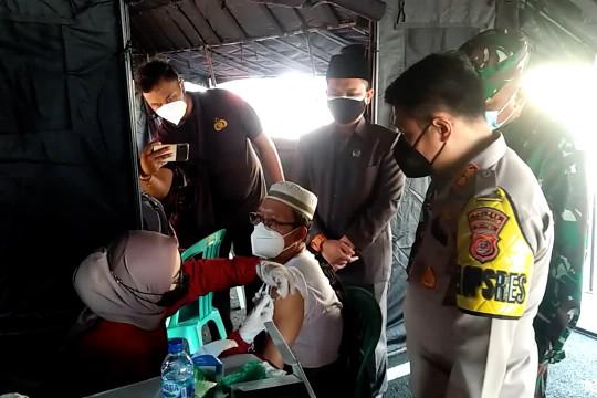 Polres Pandeglang kembali gelar vaksinasi COVID-19