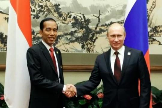 Rencana kunjungi Indonesia, Presiden Putin diharap buat kesepakatan bilateral