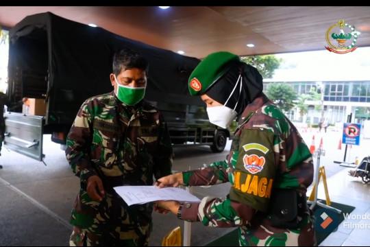 TNI diminta bangun shelter isolasi pasien COVID-19 tanpa gejala