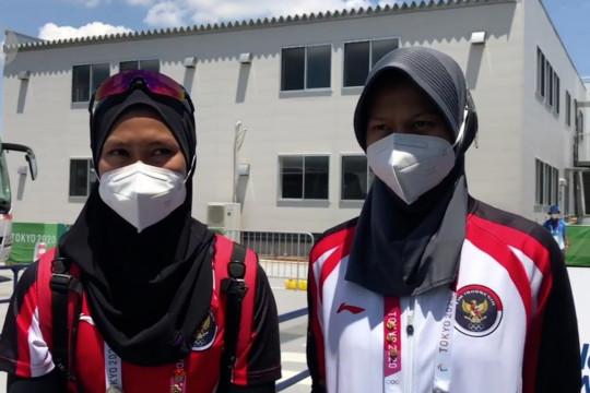 Atlet Dayung Merah Putih gagal ke semifinal Olimpiade Tokyo