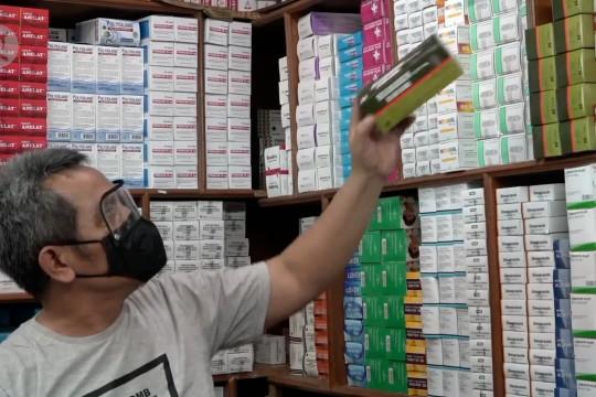 Erick Thohir pastikan ketersediaan obat terapi COVID-19 hingga September