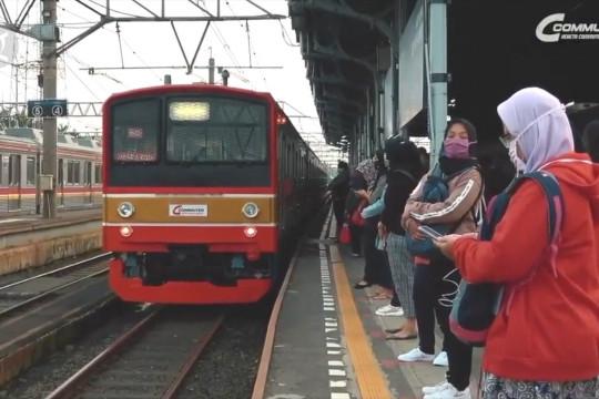 KAI Commuter:  Kepercayaan masyarakat terhadap KRL tetap tinggi