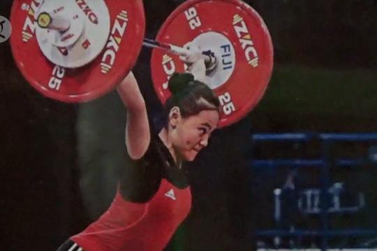 Kebahagiaan keluarga Windy Cantika peraih medali pertama di Olimpiade Tokyo