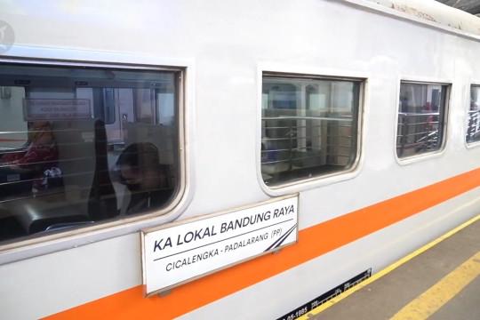 Sejumlah jadwal KA di wilayah Daop Bandung dibatalkan