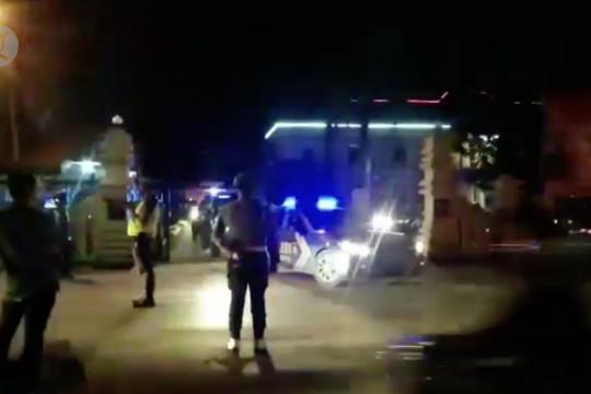 TNI-Polri di Sultra patroli skala besar tegakkan PPKM Mikro