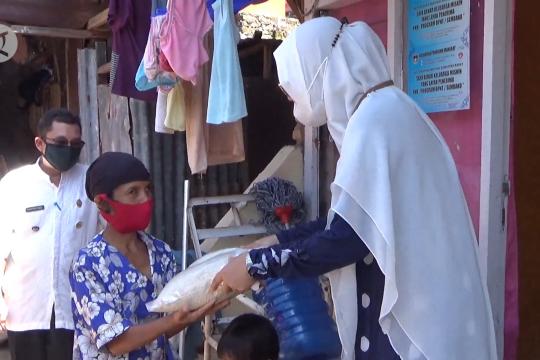 Jumat Berbagi sasar anak kurang gizi di Kecamatan Padang Timur