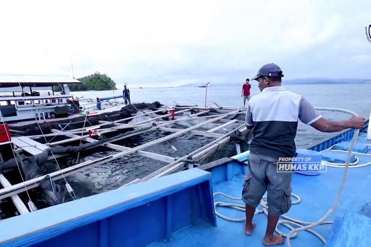 Cara KKP tetapkan jalur penangkapan ikan