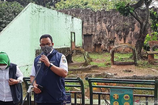 Anies: Kegiatan di Jakarta normal kembali setelah semua sudah divaksin