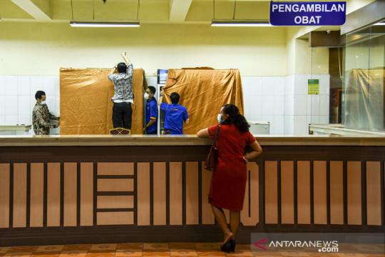 Eks Hotel Soechi Medan dialihfungsikan untuk isolasi mandiri pasien COVD-19