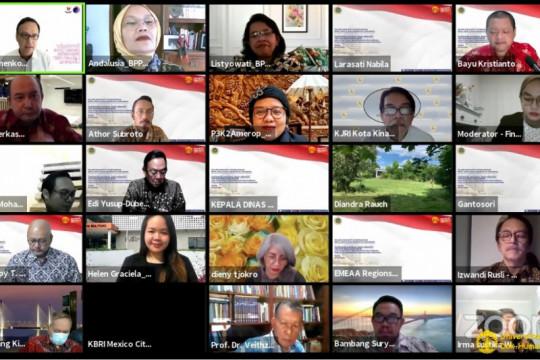 UI-Kemenlu perkuat kerja sama pemulihan pariwisata Indonesia