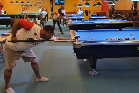 Atlet biliaar dan catur Papua siap sumbang emas di PON XX
