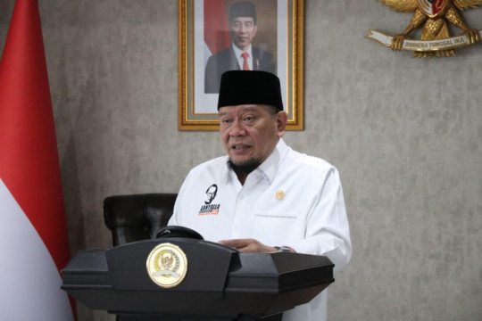 Ketua DPD RI berharap bantuan UMKM tepat sasaran dan tanpa potongan