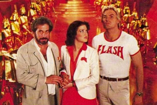 """""""Flash Gordon"""" akan digarap sebagai live action, bukan animasi"""
