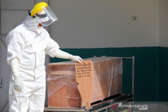 Pasien COVID-19 meninggal di Riau sebagian besar belum divaksin