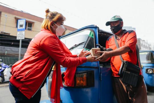 """""""Rice Box Solidaritas Kemerdekaan"""" target bagikan 1 juta porsi"""