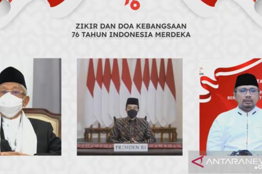 Menag ajak masifkan kampanye 5M sambut HUT ke-76 Republik Indonesia