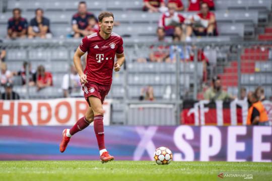Pelatih Bayern Muenchen yakin Leon Goretzka bakal teken kontrak baru