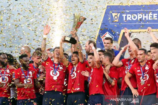 Bungkam PSG, Lilie rebut Piala Super Prancis
