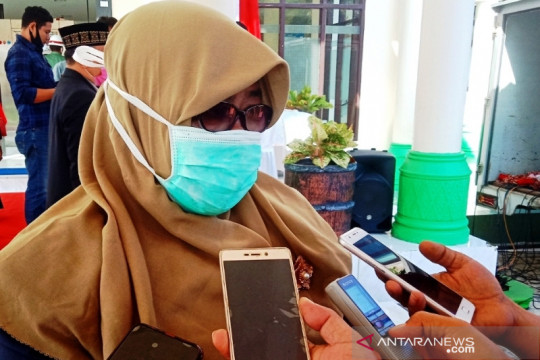 Kadiskominfo Aceh Barat, isteri dan anak positif COVID-19