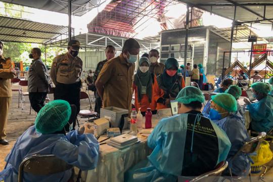 Stok vaksin menipis, Yogyakarta fokus tuntaskan vaksinasi dosis dua