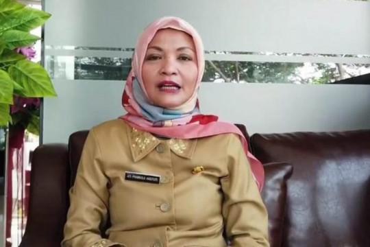 Cakupan vaksinasi COVID-19 SDM kesehatan di Banten capai 110,96 persen
