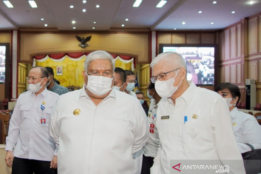 Gubernur apresiasi tiga putra Sultra lolos jadi calon Akmil TNI-AD