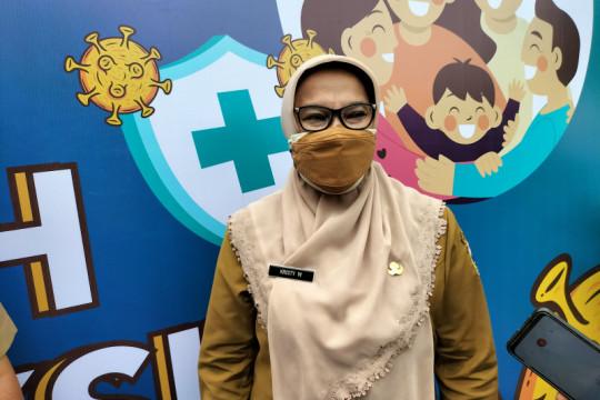 1.300 tenaga kesehatan di Jakarta Barat tercatat sembuh dari COVID-19