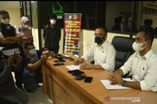 Polda Sulsel tetapkan 13 tersangka proyek RS Batua Makassar