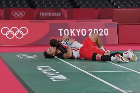 Rahasia dibalik kesuksesan emas Olimpiade Tokyo Greysia/Apriyani