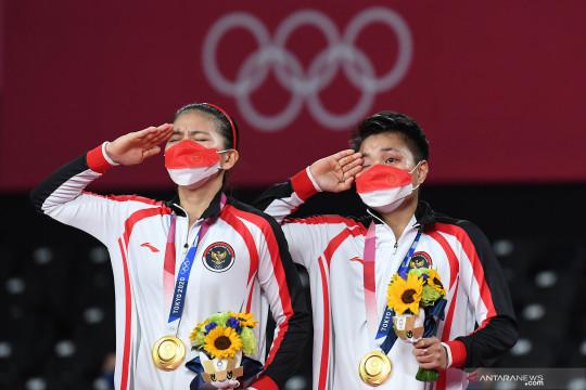 PBSI akan evaluasi tim dari Tokyo meski sudah capai target medali emas