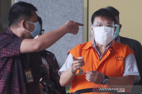 Rudi Hartono Iskandar ditahan KPK